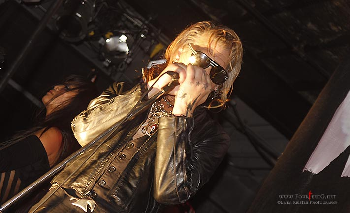 My Life With The Thrill Kill Kult at the Bottom Lounge Chicago 13Oct2012